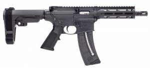 Smith & Wesson M&P15-22 Pistol .22 LR 25+1 8