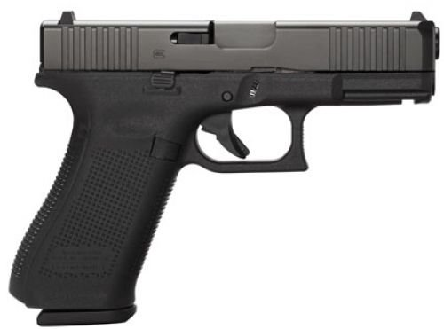 Glock 19 Gen 5 Gray 9mm 15+1 4 0 FS