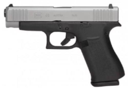 Glock 48 Compact 9mm 4 17
