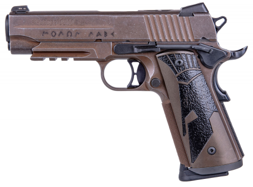 Sig Sauer 1911CAR45SPARTANII 1911 Carry Spartan II