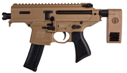 Sig Sauer PMPX3BCH MPX Copperhead 9mm 3 5in 20R
