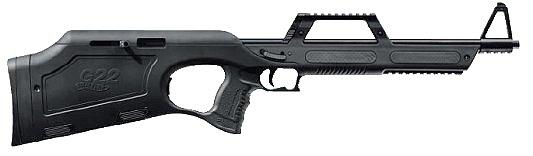 walther g22 rifle 22lr black 434 00 rh budsgunshop com Walther 22 Caliber Rifle Walther 22 Match Rifle