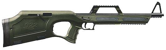 Walther G22 Rifle 22lr Od Green 434 00