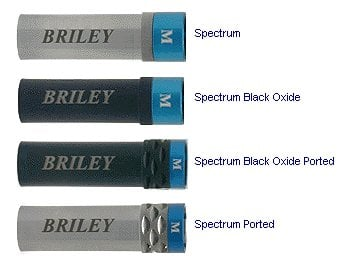 Briley 12 Gauge Light Modified Extended Choke Tube