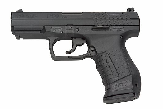 walther p99 40sw black as 12 round 569 00