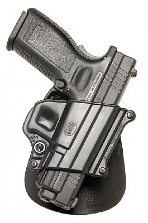 Fobus Standard Paddle Holster Fits Springfield XDM