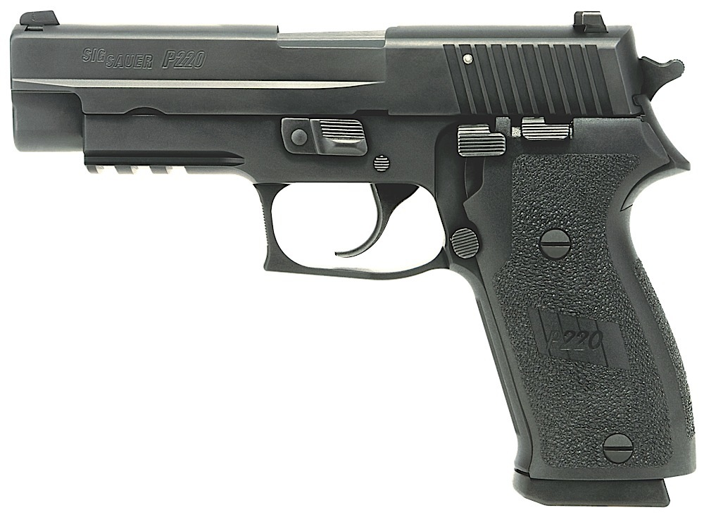 Sig Sauer 220R-45-BSS P220 8+1 45ACP 4 4