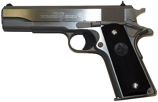 colt 9 1 round 38 super government w 5 barrel stainless 840 00