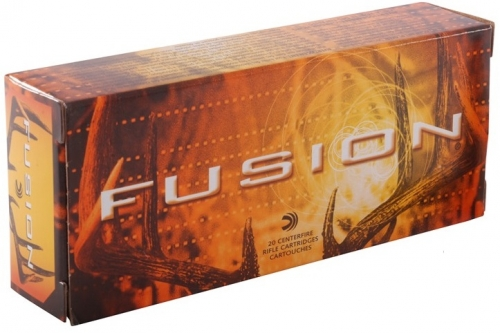 Federal F300WFS1 Fusion 20RD 150gr 300 Winchester Magnum
