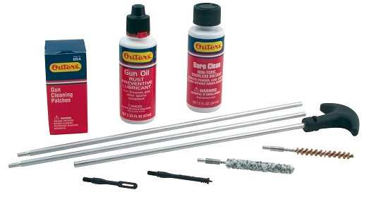 Outers 243/6 5MM Caliber Rifle Cleaning Kit