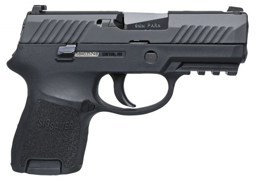 Sig Sauer 320SCR9BSS P320 Subcompact Double 9mm 3 6