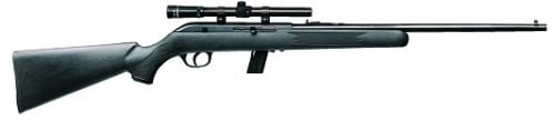 Savage 64 64FXP Semi-Auto .22 LR Sythetic Scope