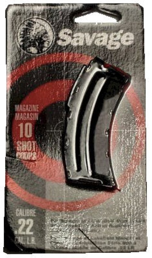 Savage Arms MkII  22 lr 10 round Magazine 22
