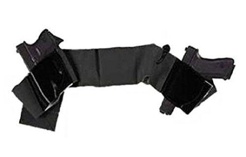 Galco UWBKXL Underwraps Belly Band Universal Black