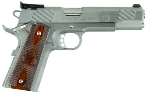 Springfield Armory PI9134LCA 1911 Single 9mm 5 9+1