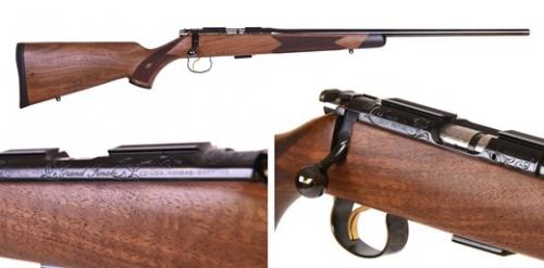 Rock Island 51121 Rifle MAK22 Semi-Automatic 22 LR 18 25 10+1 Wood