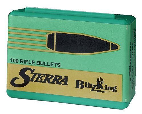 Sierra BlitzKing Spitzer 204 Cal 39 Grain 100/Box