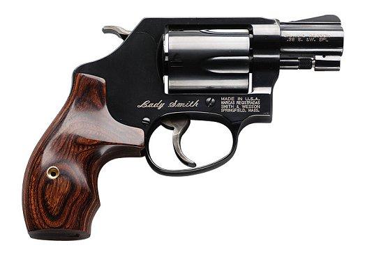 Smith & Wesson 36 LS  38 Spl +P (Lady Smith)