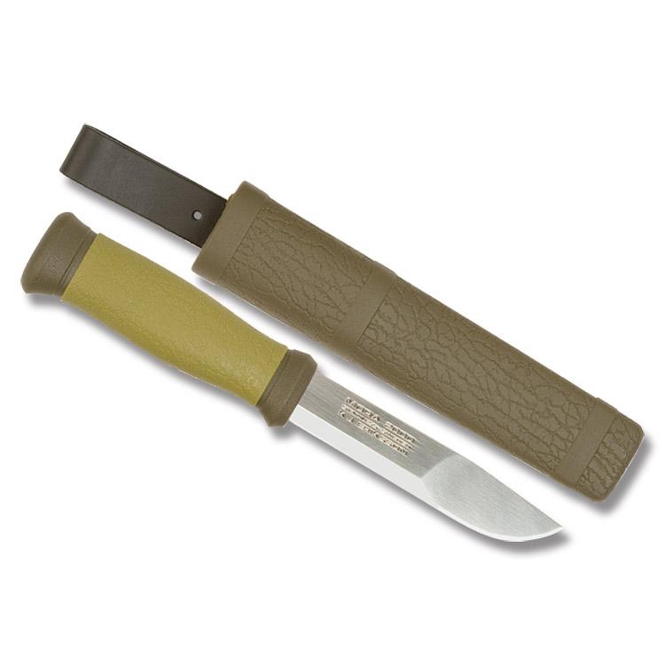 Erik Frost Mora Knife Sweden: Mora Of Sweden Morakniv™ Knife 2000