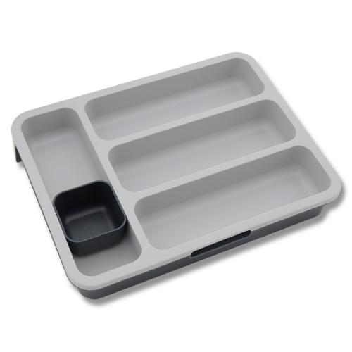 6ae69e33b7b2 Joseph Joseph DrawerStore™ Expandable Cutlery Tray - Grey/G