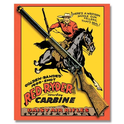 Red Ryder - Carbine Tin Sign