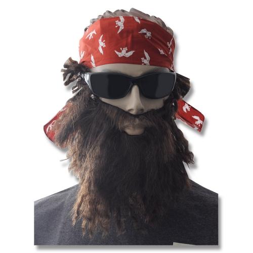 sc 1 st  Buds Gun Shop & Duck Commander Beard and Bandana Costume