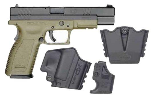 Springfield XD 45acp, 5 Inch, OD green, 12rd M **S