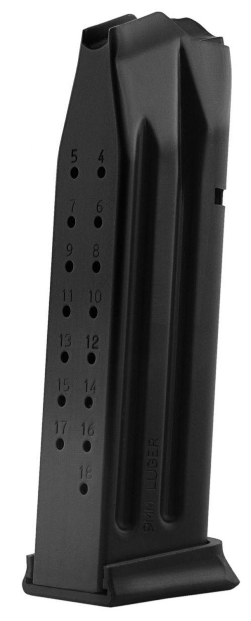Remington Accessories 17795 1911 9mm 18 rd Black