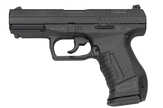 walther p99 9mm 4in 15r bl 569 00