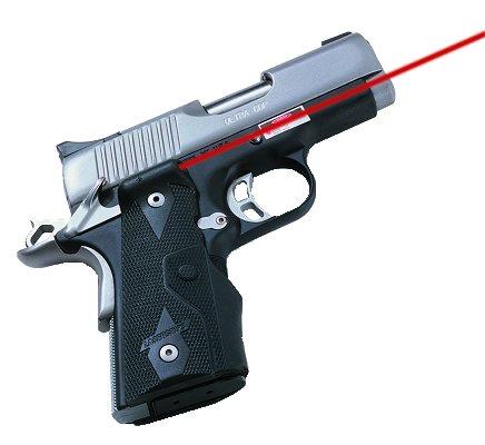 Crimson Trace Laser Grips Compact 1911 Colt Kimber