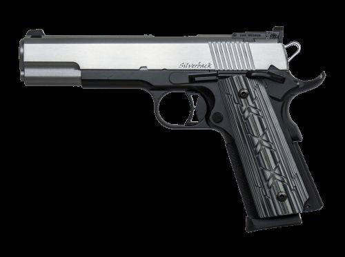 Dan Wesson 01894 1911 Silverback Single 9mm 5