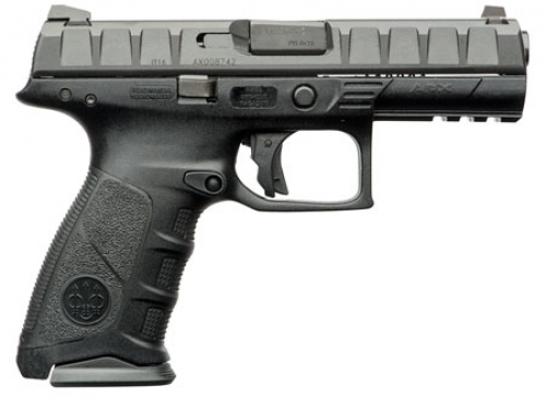 Beretta USA APX Single/Double 9mm Luger 4 25 17+1