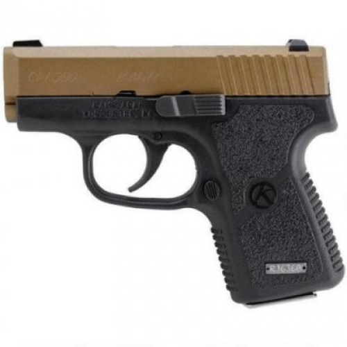 Kahr Arms CW380 380ACP Burnt Bronze 2.5in CW3833BB