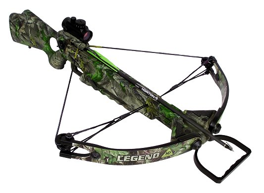 Horton Crossbow Package Includes Bowsightpadsquiverarrow