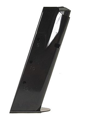 Mec-Gar MGCZ7516 CZ 75B Magazine 16RD 9mm Blued