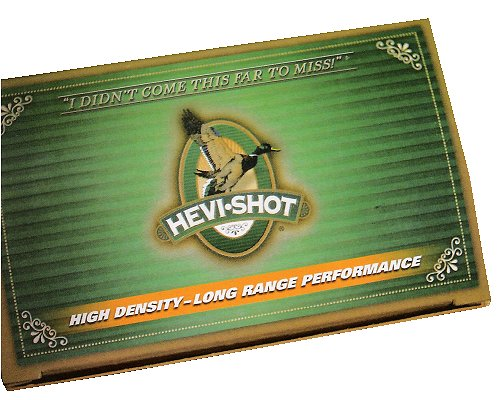 Hevi-Shot Waterfowl High Density 12 Ga. 2 3/4\