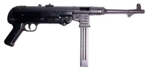 GSG MP-40 Pistol Semi-Automatic 9mm Luger 10 8