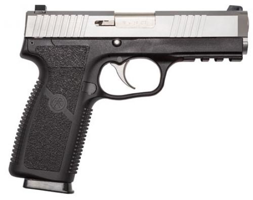 Kahr Arms ST9093 ST9 Double 9mm 4 8+1 Black