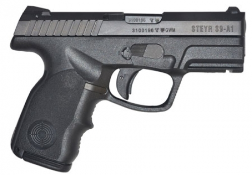 Steyr Arms Semi-Automatic 9mm//40 S/&W Pistol Mags Gun OEM Magazine 10 Rounds RDs