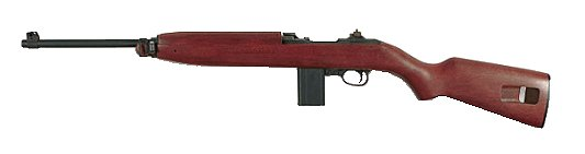 2202ecf7a2115 Auto-Ordnance 30 Cal. Carbine w Blue Barrel   Walnut Stock