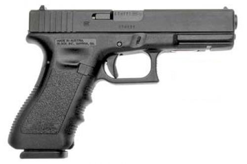 Glock Refurbished 15 + 1 Round Double Action Only 40S&W w/(2