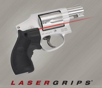 Crimson Trace S Amp W J Frame Round Butt Laser Grips Lg 105