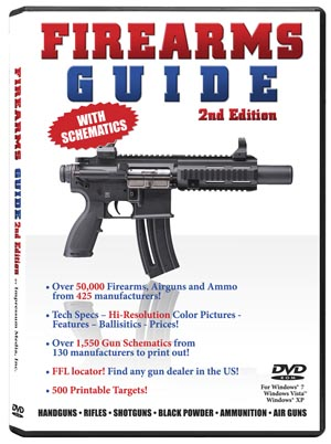FIREARMS GUIDE 2nd EDITION
