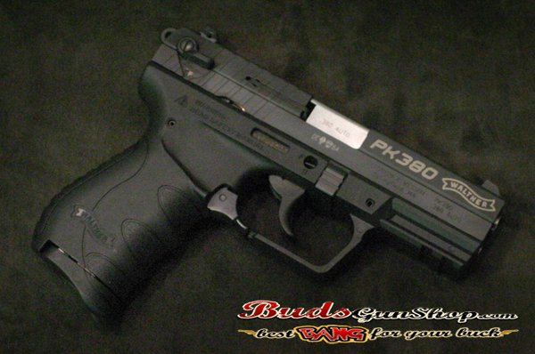 used Walther PK380  380