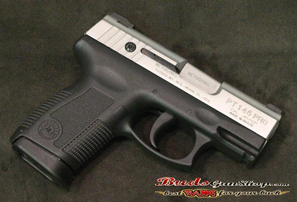 Used Taurus Pt145 Extras 241 00