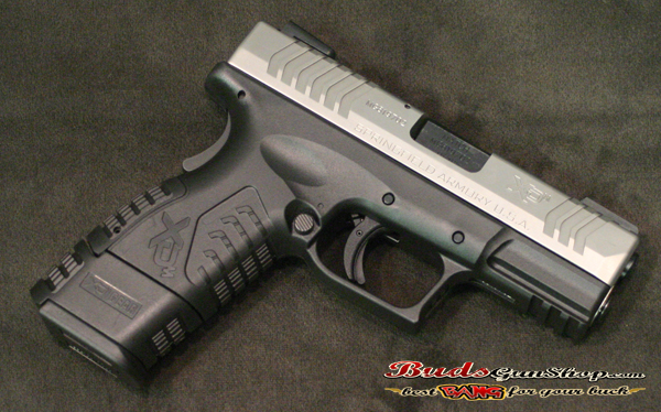 Xdm 3.8 Review Used Springfield Xdm 3.8