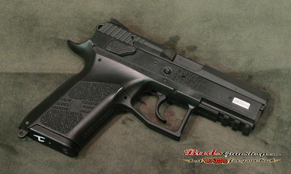 used CZ P-07 9mm Duty