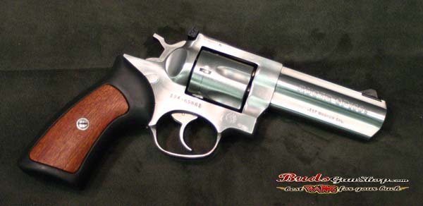used Ruger GP100 SS  357