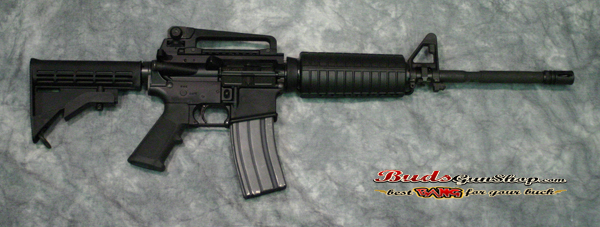used Colt M4 Sporter AR-15