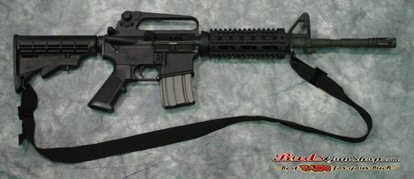 used Bushmaster AR-15 Carbine